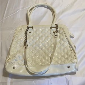 Quilted/ tufted bag